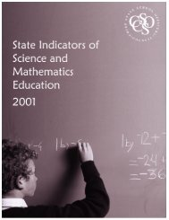 State Indicators of Science and Mathematics ... - CCSSO projects