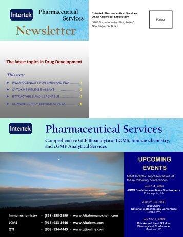 Newsletter - Intertek