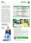 gute Chancen also für Berufseinsteiger! - Zukunft in Sachsen - Page 5