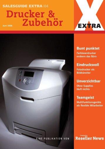 Drucker & Zubehör - CRN.de