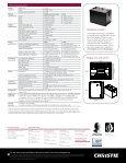 Christie MicroTiles Datasheet - Christie Digital Systems - Page 2