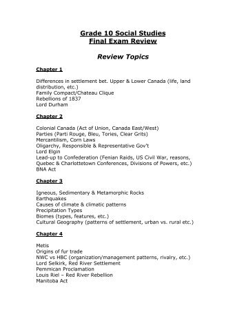it 260 final exam review Math 260: final exam topics sections we covered this semester: • chapter 1 (all) all of the review sheets from the previous exams are still available.
