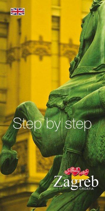 Step by step - Zagreb tourist info