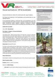 Museum Insel Hombroich - TIPP für Kunstliebhaber