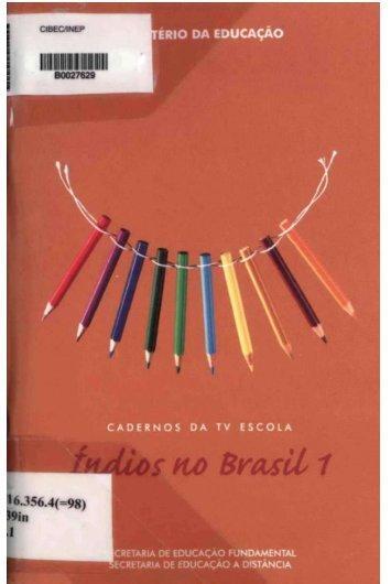 índios do Brasil 1