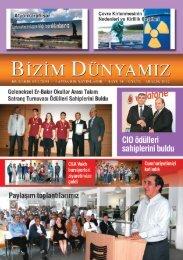 Sayı 38 - Eylül-Aralık 2012 - Er-Bakır