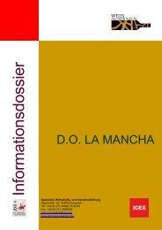 D.O. LA MANCHA - Wein aus Spanien