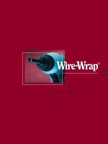 Outils Wire-Wrap - Appareils de mesure