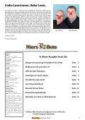2. Jahrgang - Februar 2014 - Ausgabe Grefrath, Oedt ... - Villa Girmes - Seite 3