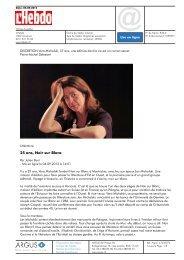 25 ans, Noir sur Blanc - Le Livre sur les quais