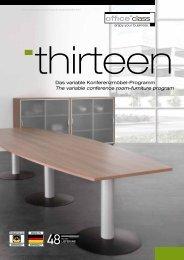 Katalog Serie Thirteen - BEON Store