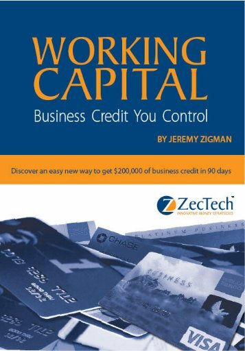 Lesson 13 - Business Credit Approved