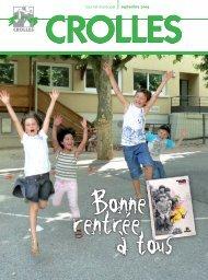 journal septembre 09 - ville de Crolles