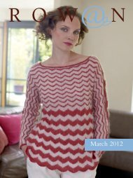 March 2012 - Rowan