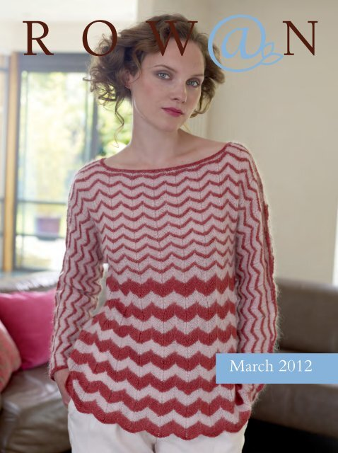 City Knits by Amy Butler 15 Designs for Women Rowan Knitting Pattern Book