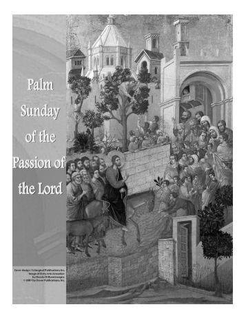 April 1, 2012 - St. Matthew RC Church