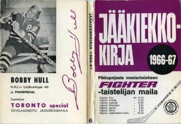 1966-67 - Urheilumuseo