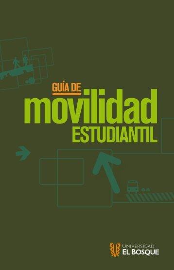 Guía de movilización - Universidad El Bosque