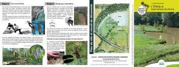 L'étang de Saint-Gervais-du-Perron : circuit découverte - Conseil ...