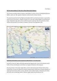 NSA Security update 27 July 2011. West Africa/GoG/Nigeria