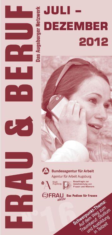 FRAU___BERUF2012_II - Universität Augsburg