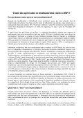 O uso das drogas e o HIV - Abia - Page 3