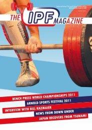 BENCH PRESS WORLD CHAMPIONSHIPS 2011 ARNOLD SPORTS