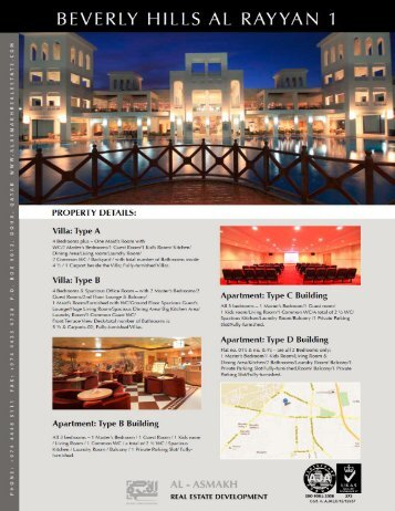 Download Brochure - Al Asmakh Real Estate