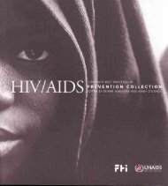 FHI/UNAIDS Best Practices in HIV/AIDS Prevention Collection