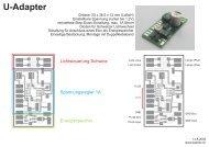 U-Adapter - Beispiel Energiespeicher - von Bea und This