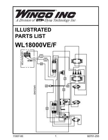 De12d4 c parts list wiring diagram winco generators 60701 255 parts list wl18000vef winco generators asfbconference2016 Image collections