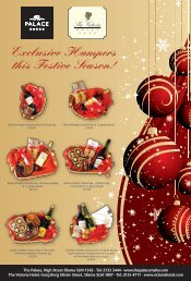 5300 TP XMAS HAMPERS EMAILER v2 - The Victoria Hotel