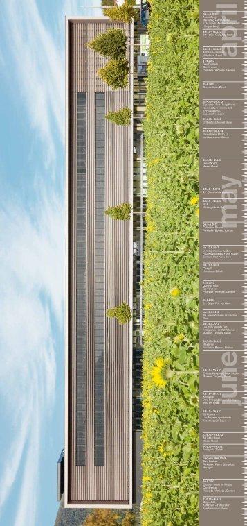 bis 4.4.2013 Ausstellung Marketing + Architektur ETH Zürich ...