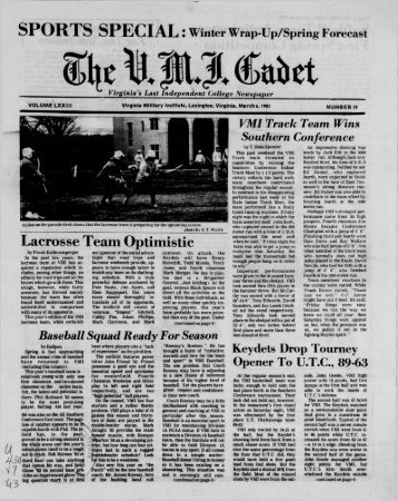 March 6 - New Page 1 [www2.vmi.edu] - Virginia Military Institute