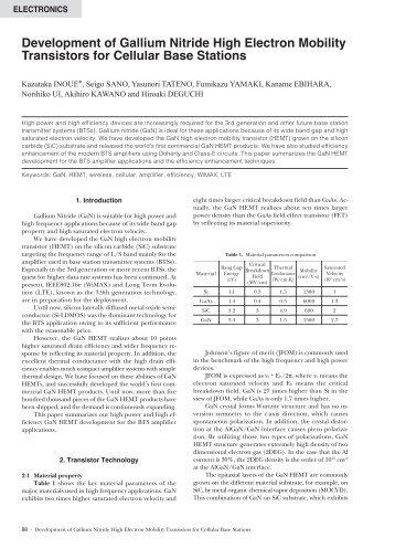 technology insight report gallium nitride The new insight into gallium nitride (gan) melting under pressure of gallium nitride experimental report by utsumi et al.