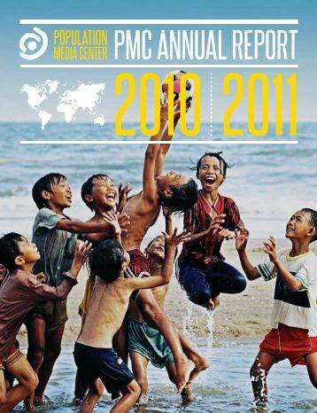 2010/2011 Annual Report - Population Media Center