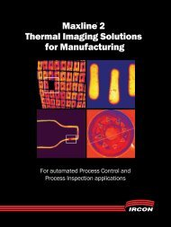 Maxline 2 Thermal Imaging Solutions for Manufacturing - Meyer ...