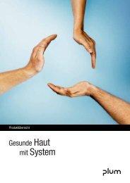 Plum-Hautschutz-Programm - bei Dachdeckerei Gerdes aus ...