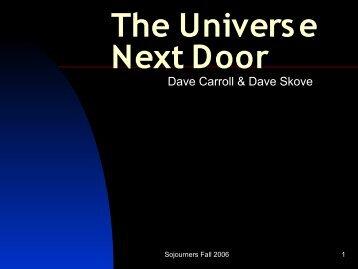 Sojourners-The Universe Next Door-Pluralism-Relativism