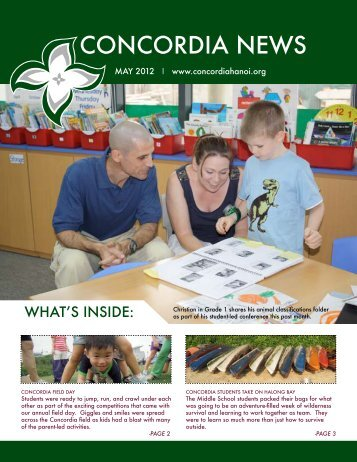 download the PDF here - Concordia International School Hanoi