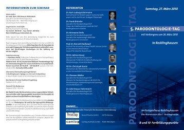 Programm [PDF] - Dr. Hermann Derks
