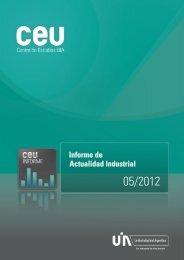 Informe de Actualidad Industrial - Blogs El Litoral