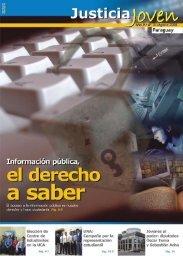 Justicia Joven Nro 3.pdf - Centro de Estudios Judiciales