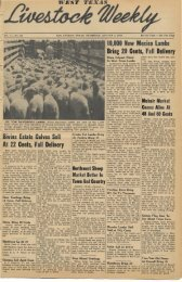August 4, 1949 - Livestock Weekly!