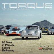 60 Years of Porsche Centre Melbourne