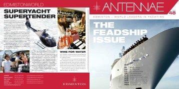 Antennae - Edition 48 - Edmiston