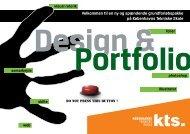design & portfolio - Københavns Tekniske Skole