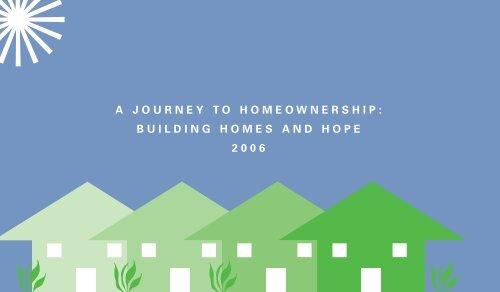 a journey to homeownership - Habitat for Humanity Choptank