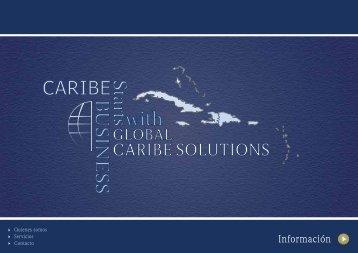 CATALOGO SERVICIOS GCS.pdf - Global Caribe Solutions