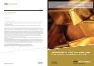 An Introduction to SPDR Gold Shares (2840)